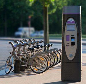 کانکس های ایستگاه دوچرخه