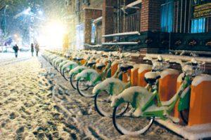 ایستگاه دوچرخه