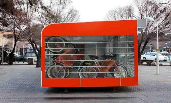 کانکس ویژه دوچرخه