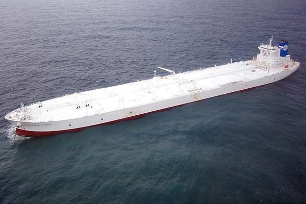 کشتی TI Class Supertankers