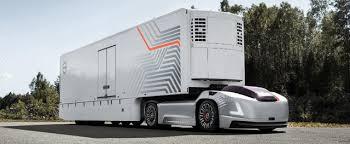 کامیون خودراننده