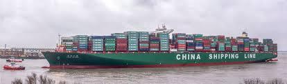 حمل و نقل دریایی با کانتینر